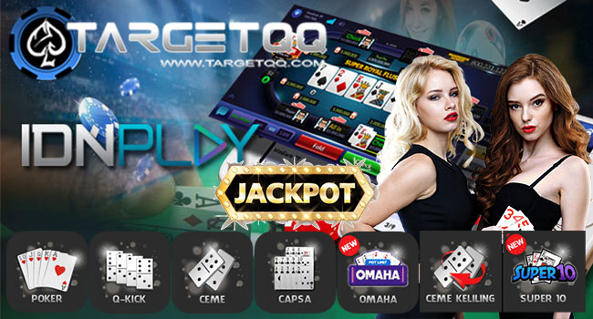 WA IDN Poker Online