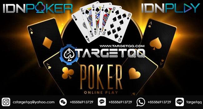 Ganti Password IDN Poker Indo