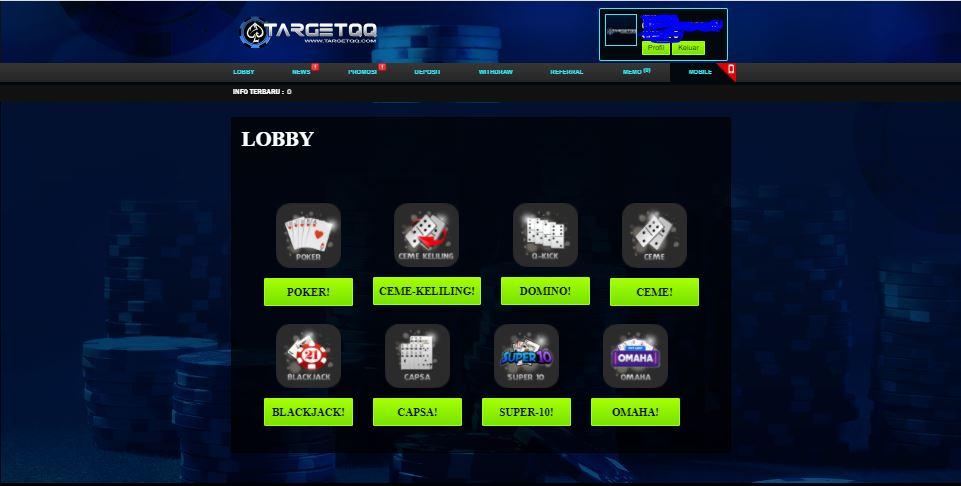 Lobby TargetQQ