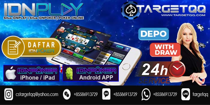 Agen Poker IDN Play