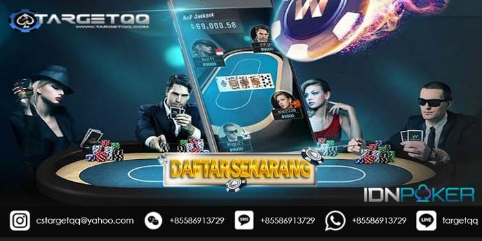 Aplikasi Poker IDN Play