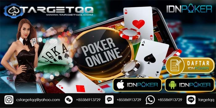CARA LOGIN INDOPOKER APK