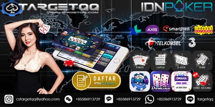 IDN Poker Ceme