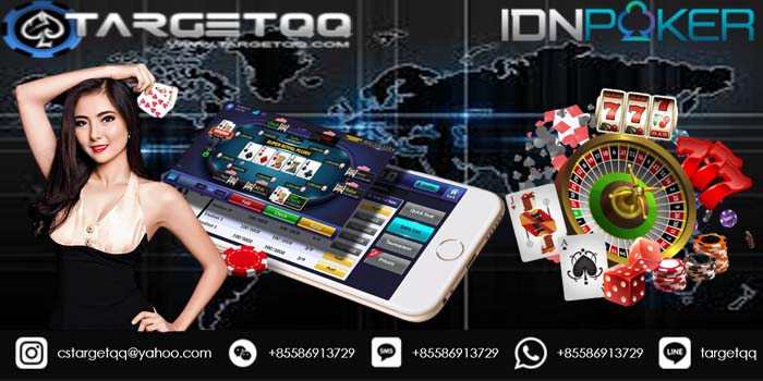 LOGIN INDOPOKER APK