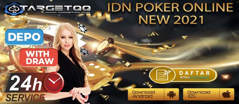 APK IDN Poker Terbaru 2021