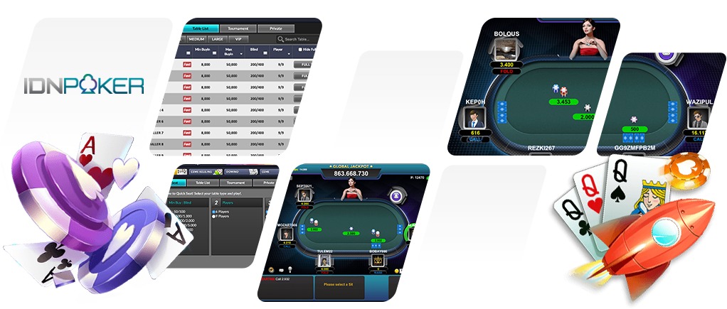 Aplikasi Login IDN Poker