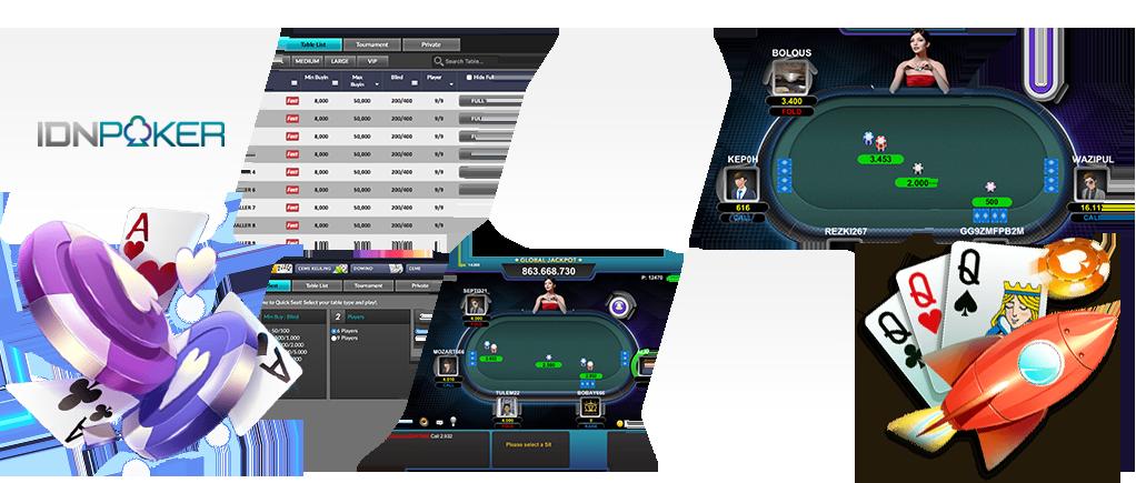 Aplikasi Login IDN Poker