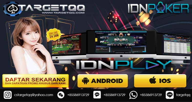 IDN Poker Versi 1.1.14.0 iOS